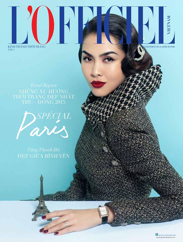 L'Officiel de la Mode (VietNam), September 2015
