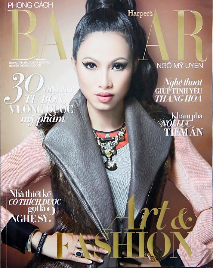 Harper's Bazaar (vietNam), 2012