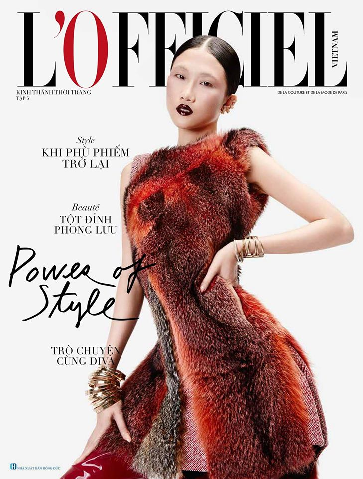 L'Officiel de la Mode (VietNam), August 2015