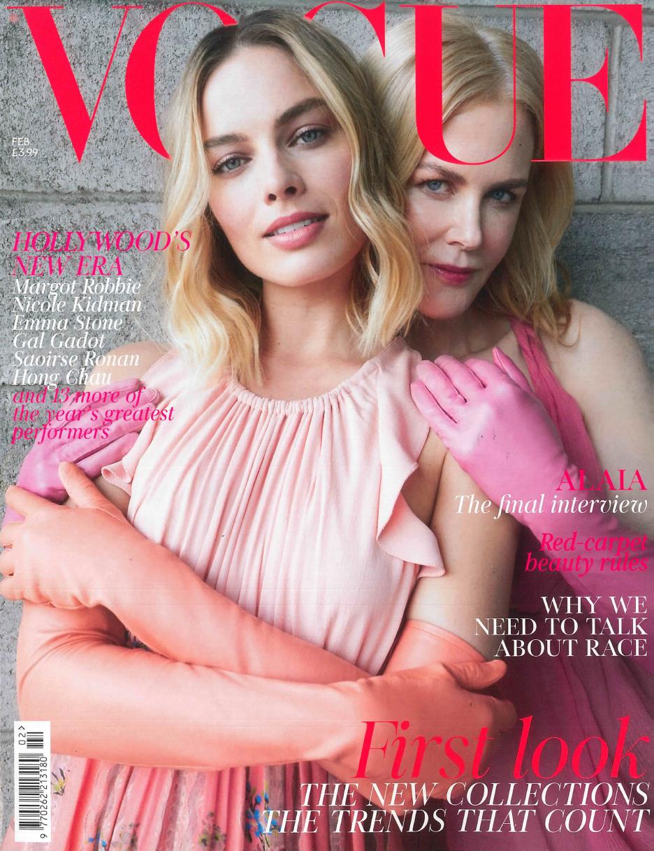 Vogue (UK), February 2018