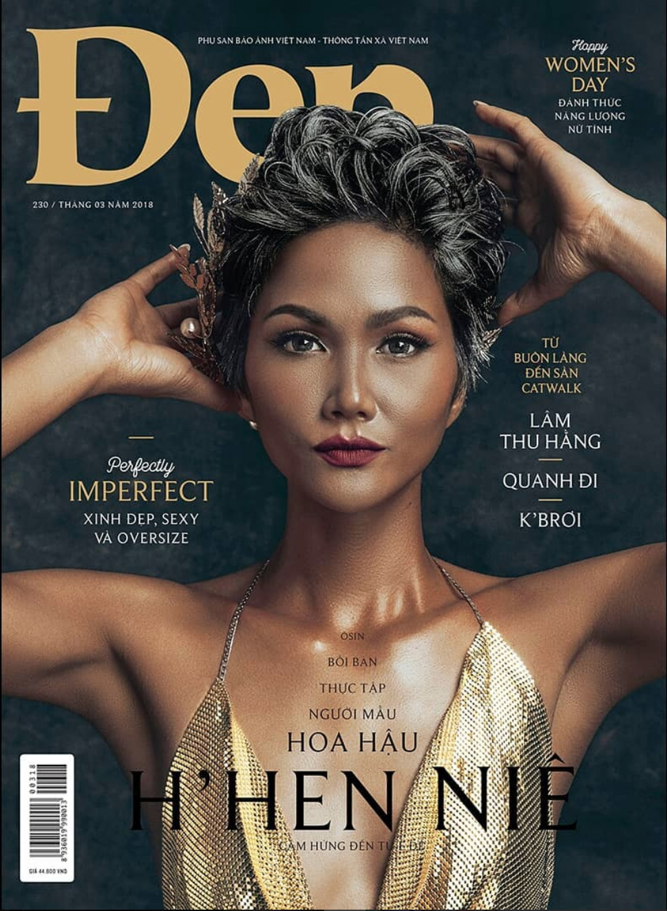 Dep Magazine (VietNam), March 2018