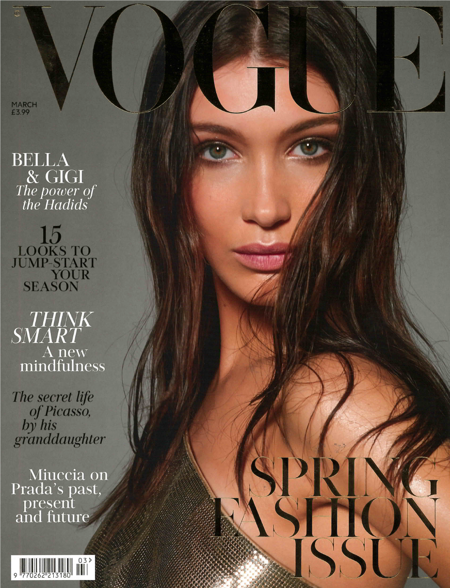 Vogue (Uk), March 2018
