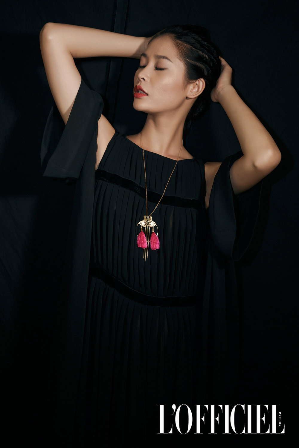 Nanjiy Necklace, 2018 Collection (L'officiel de la Mode vn)