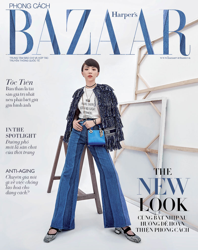 Harper's Bazaar (VietNam), April 2018