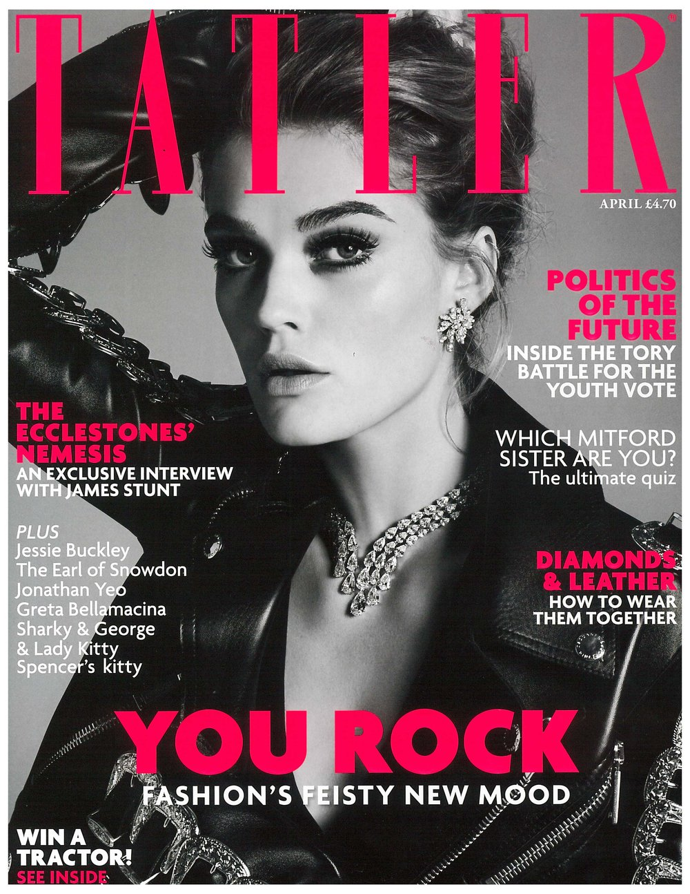 Tatler (UK), April 2018
