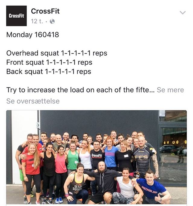 Last week I was in Berlin for retaking the CrossFit level 1 course. Something you have to do every 5 years.  It was a good weekend, getting a little sharper coaching and meeting new people.  Monday I'm going to Washington and New York for new adventures.  Living the dream 🙏🏽 #crossfit #personaltrainer #fitness #instafit #fitfam #training #myleo #træning #fitfamdk #Personligtræning #crossfitsiam #crossfitcopenhagen #fitnessdk #Berlin #copenhagen #lifestyle #fun #beard #germany #health #motivation #inspiration