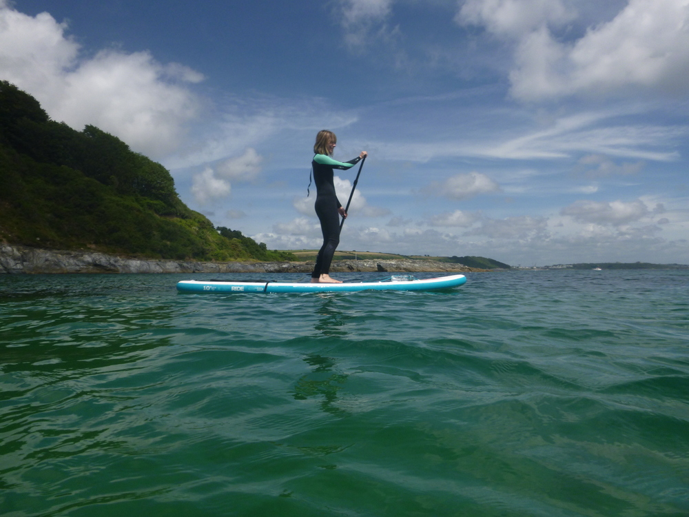 Beginner lessons Maenporth