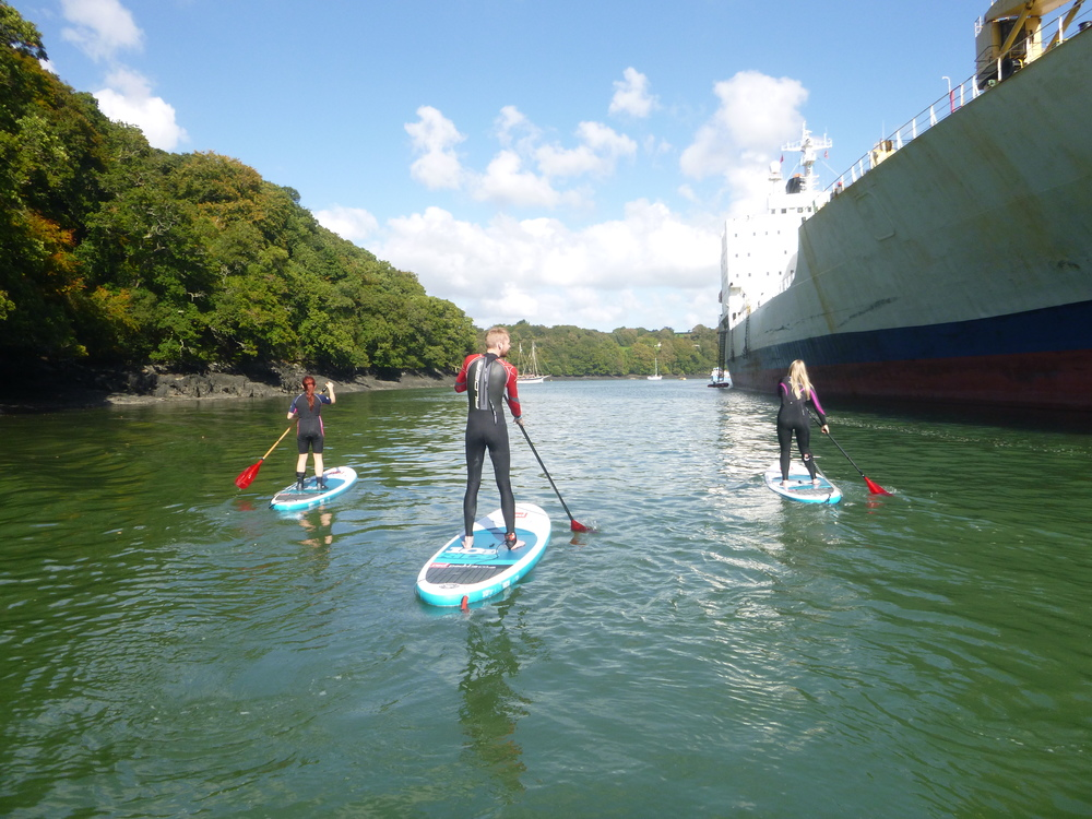 Group SUP Truro