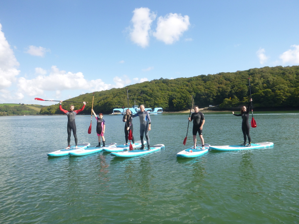 Explore Cornwall on SUP Tour Cornwall