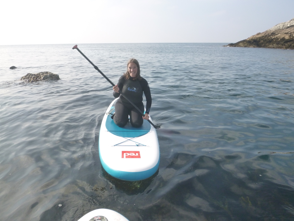 Seal Spotting Stand Up Paddleboard Tour Crantock