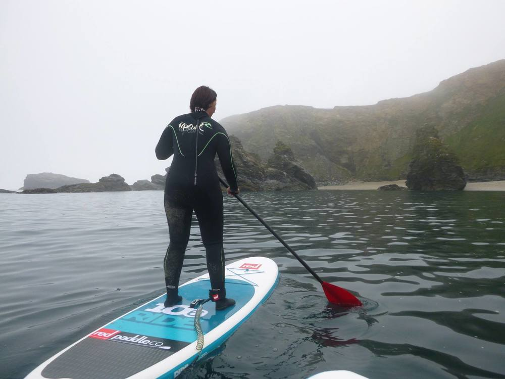 Portreath Stand Up Paddleboard