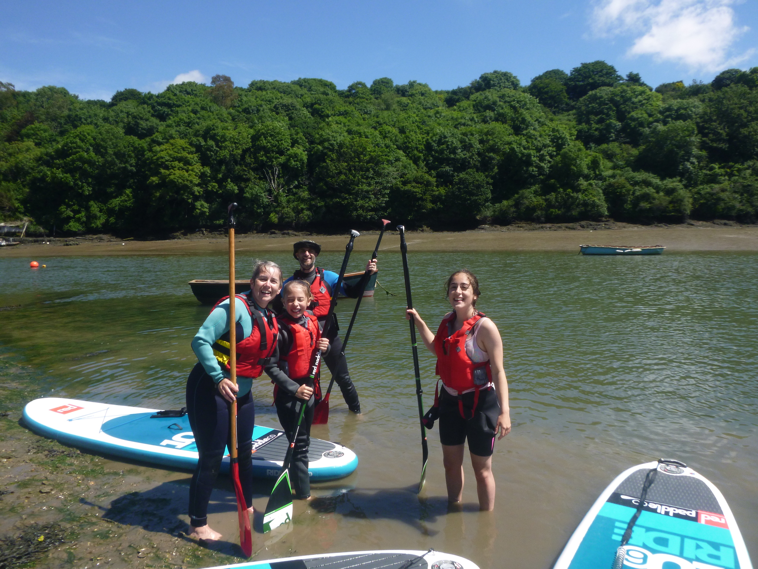 Stand Up Paddleboarding Suddenly Goes >> Family Sup Fun Sup In A Bag
