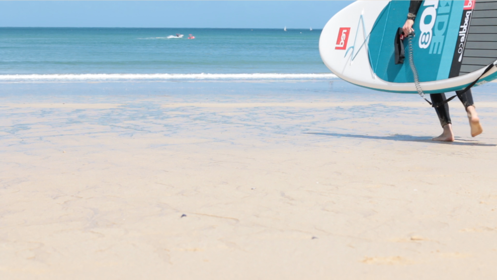 Learn to Stand Up Paddle Board Cornwall