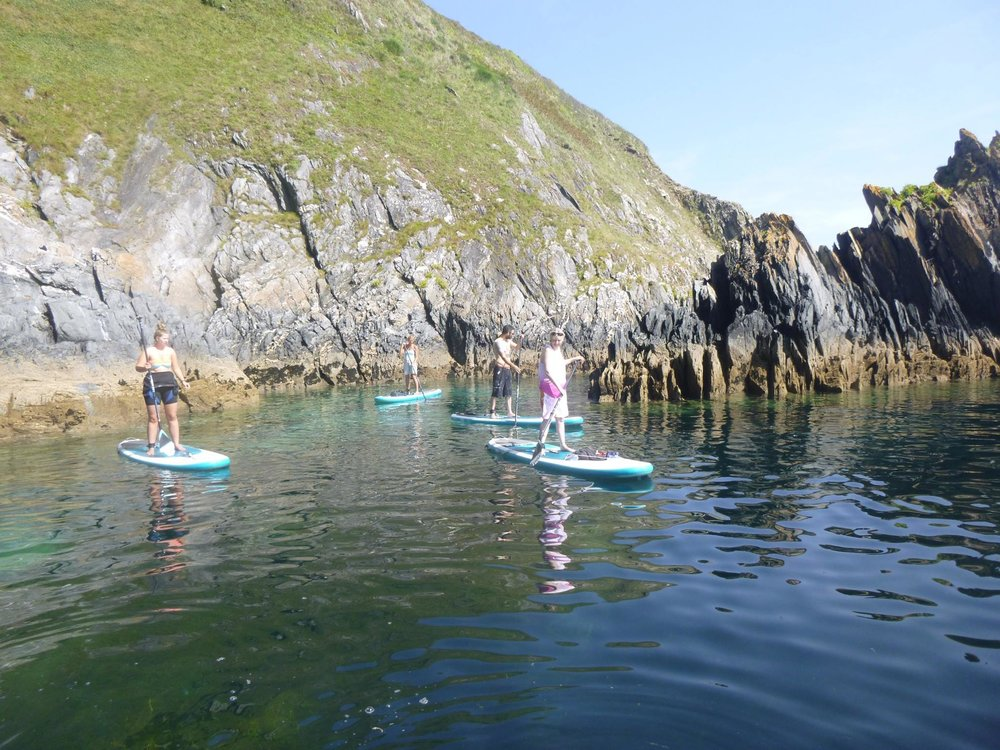 sup-weekend-cornwall