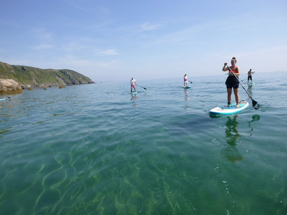 sup-august-bank-holiday-cornwall