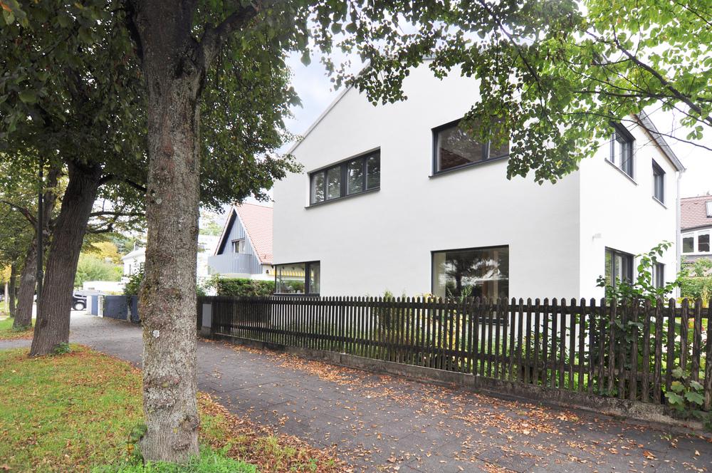 Architekt München Einfamilienhaus einfamilienhaus münchen leonhard architekten
