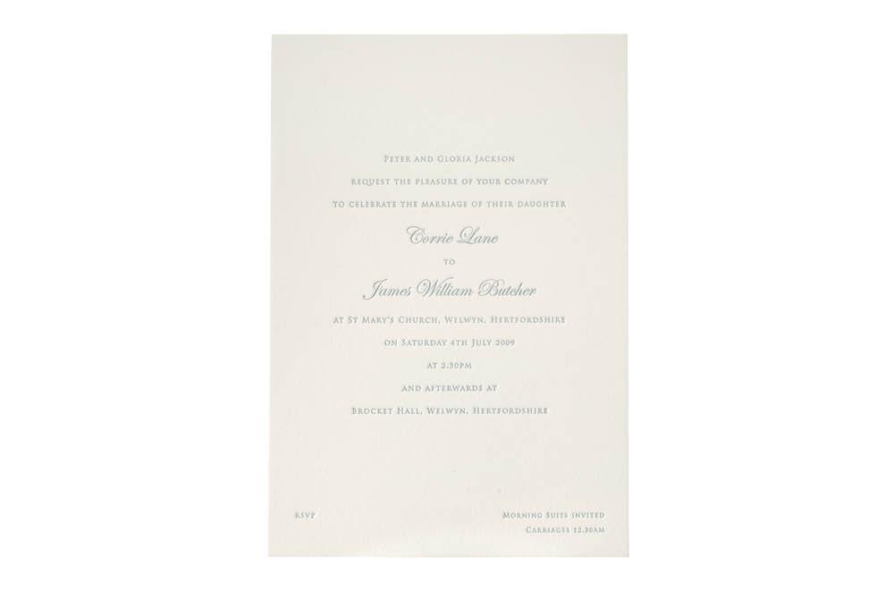 Chartula Haute Fleurie Bespoke Laser Cut Invitation #LaserCutStationery #BespokeInvitations #LaserCutInvitations #LetterpressInvitations