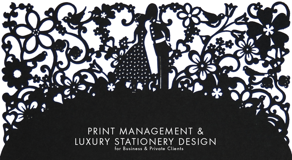 Print Management & Luxury Stationery Design