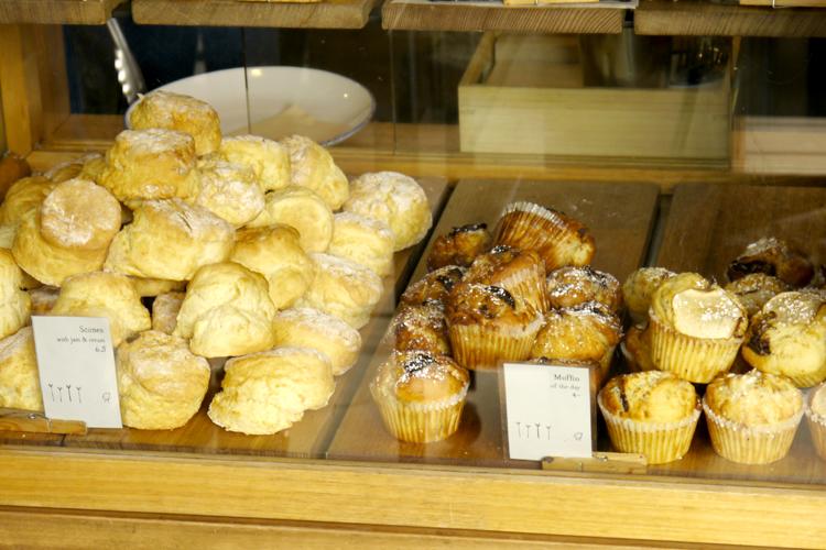 Mmm yum muffins
