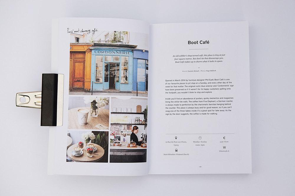 Sundays in Paris – City Guide
