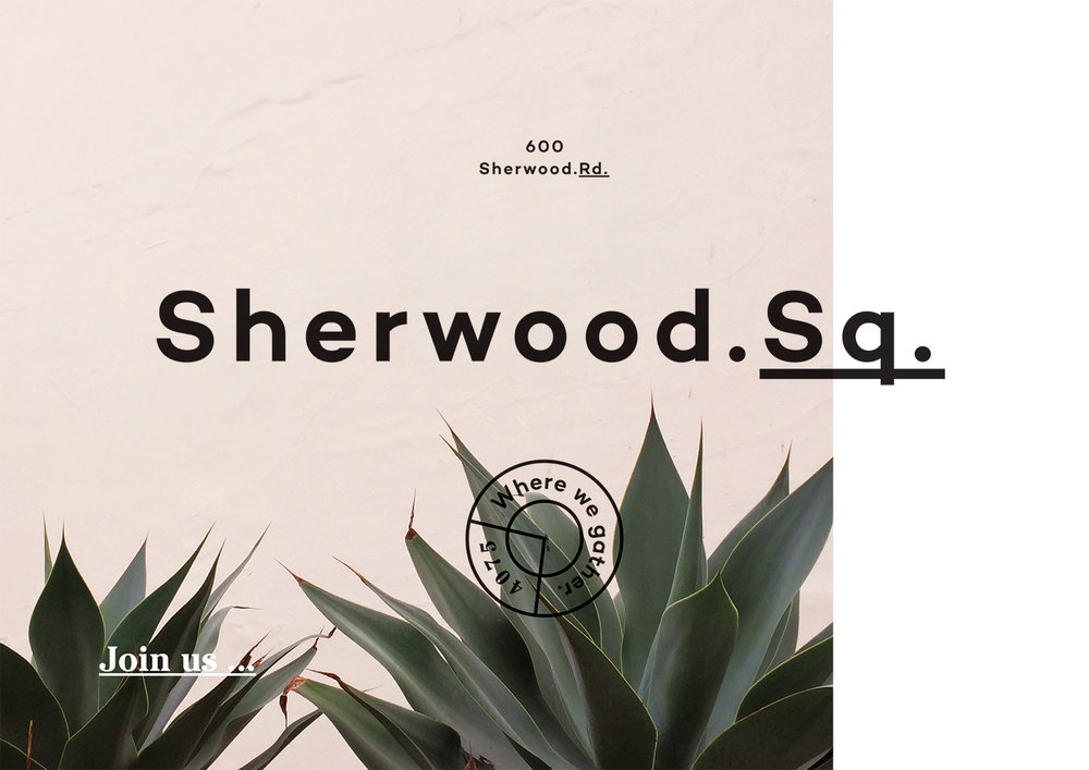 Sherwood Square ... coming soon
