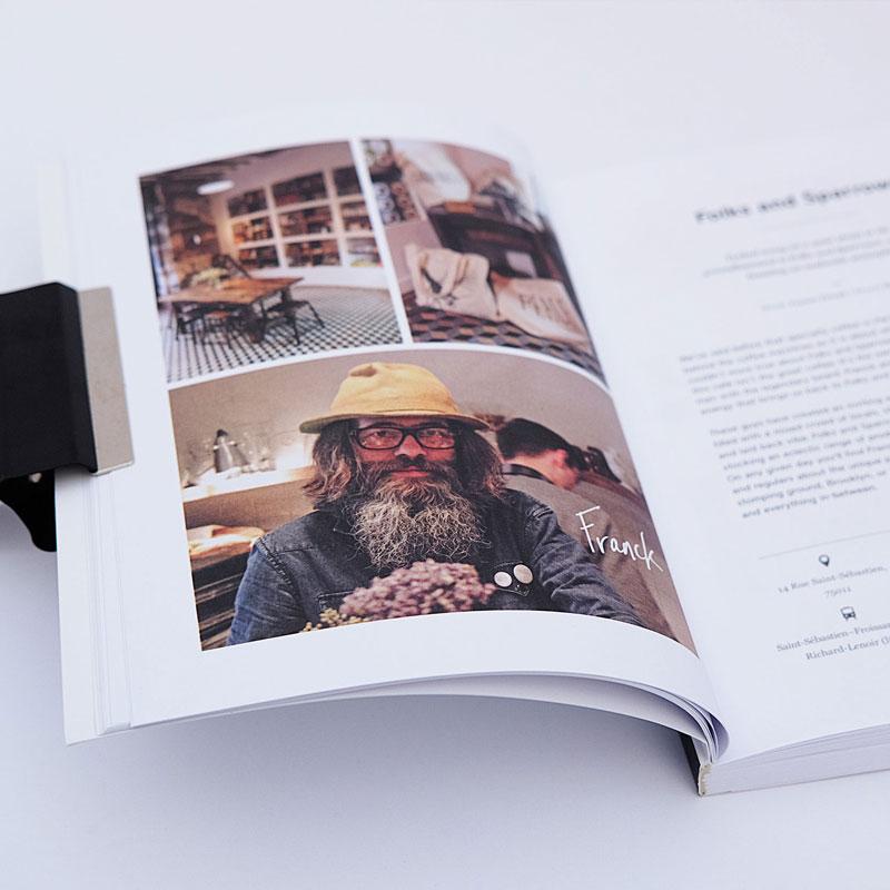 Sundays in Paris – guide book