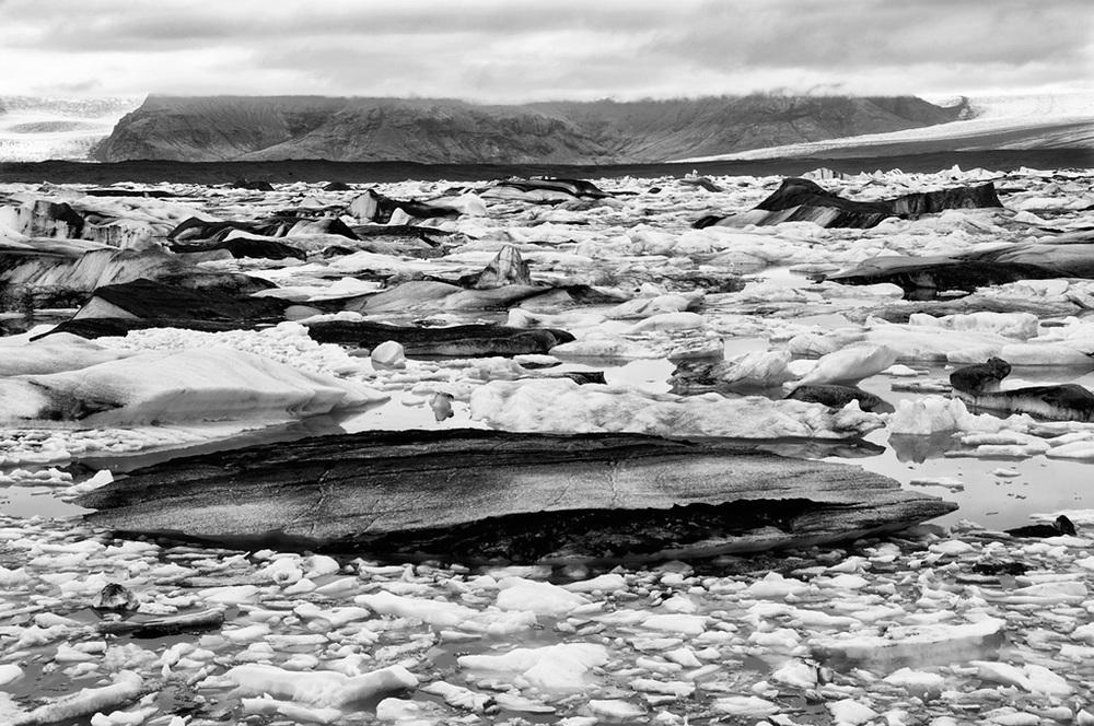 JÖKULSARLON LAKE, ICELAND