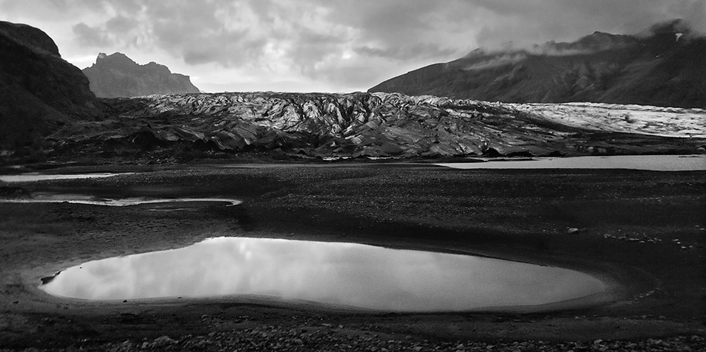 VATNAJÖKULL GLACIER, ICELAND