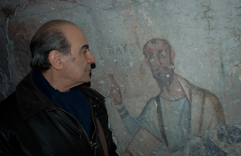 David Suchet in the Footsteps of Paul - BBC1