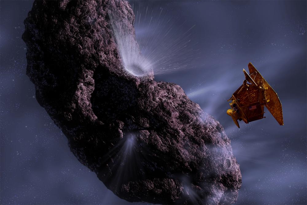 Stardate: Comet Impact - BBC1