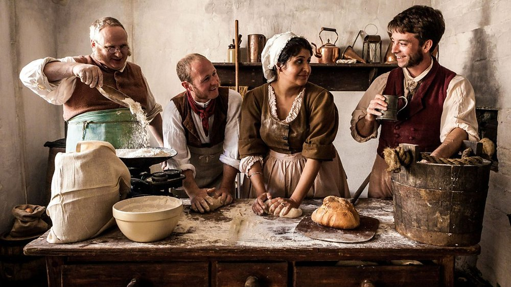 Victorian Bakers - BBC2