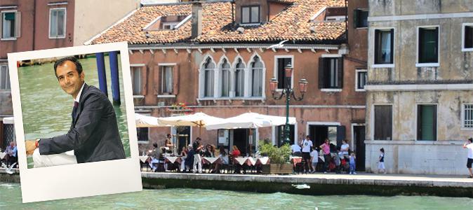 Venise dans les pas Martin Bethenod Restaurants, boutiques, promenades, musées… Les bonnes adresses à Venise de Martin Bethenod,directeur du Palazzo Grassi. 2 juin 2013
