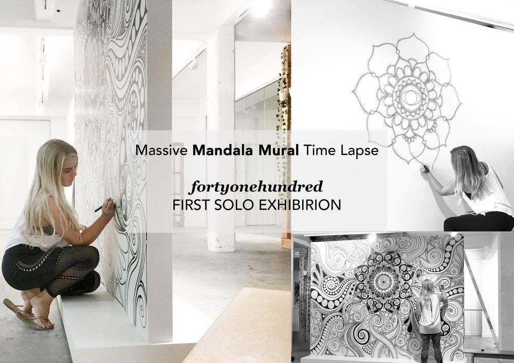 fortyonehundred-Mandala-Mural-Art-TimeLapse-NZ-Artist-NewZealandArtist-MandalaMural-Youtube