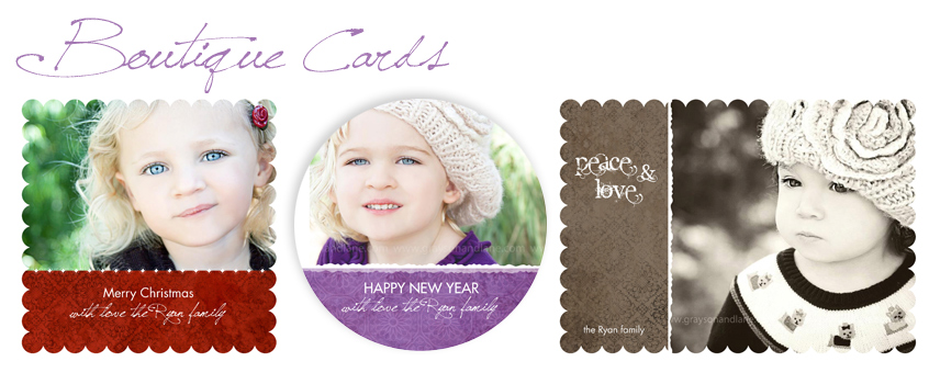 Don't stop here, all you need to do is download your WHCC boutique card templates (whcc.com) and be inspired.