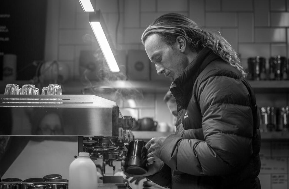 Will Preston , Mr Rosetta Image: Shay Fraser