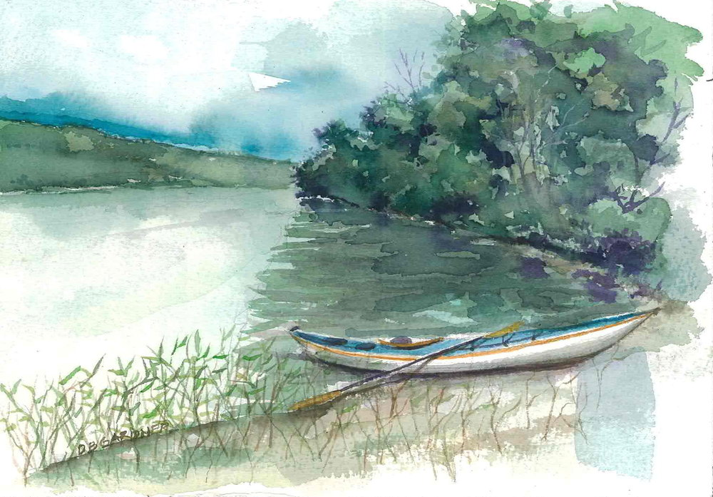 Hemlock Lake Becky's Kayak