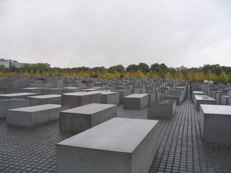 Holocaust Memorial Berlin, Germany