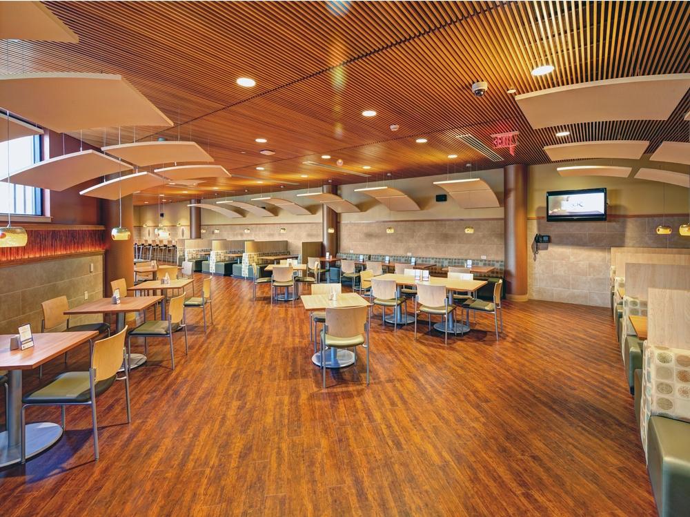 Unity Hosptial Cafe