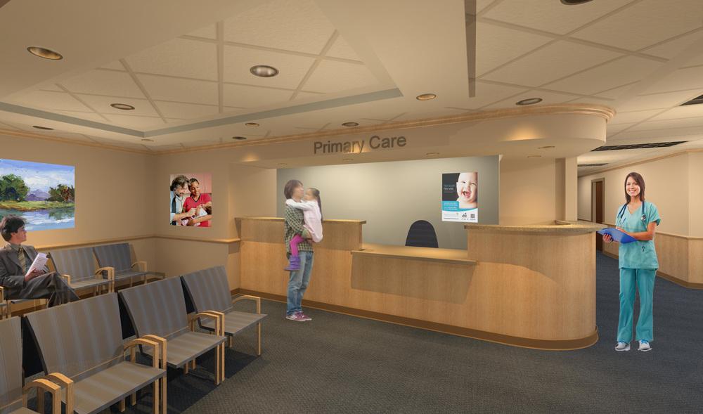 Primary Care Reception
