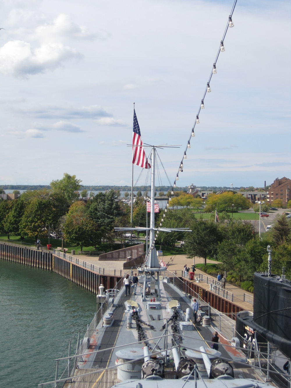USS Little Rock Buffalo, New York