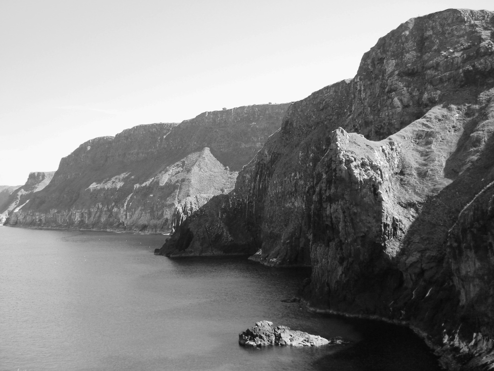 Cliffs of Northern Ireland