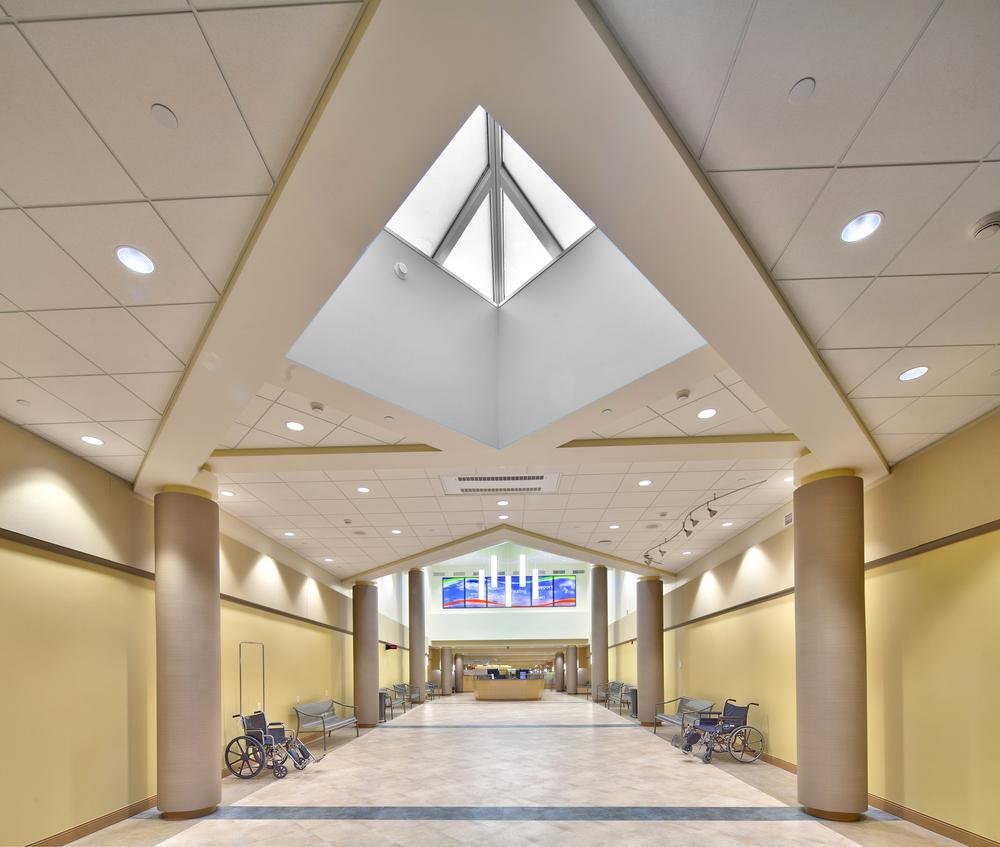 Unity Hospital Concourse