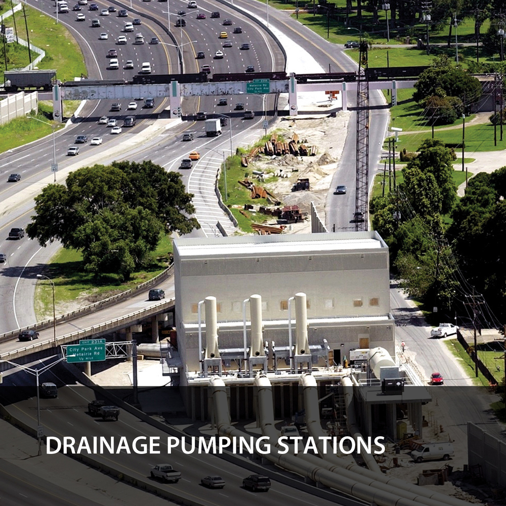 Drainage Pumping Stations