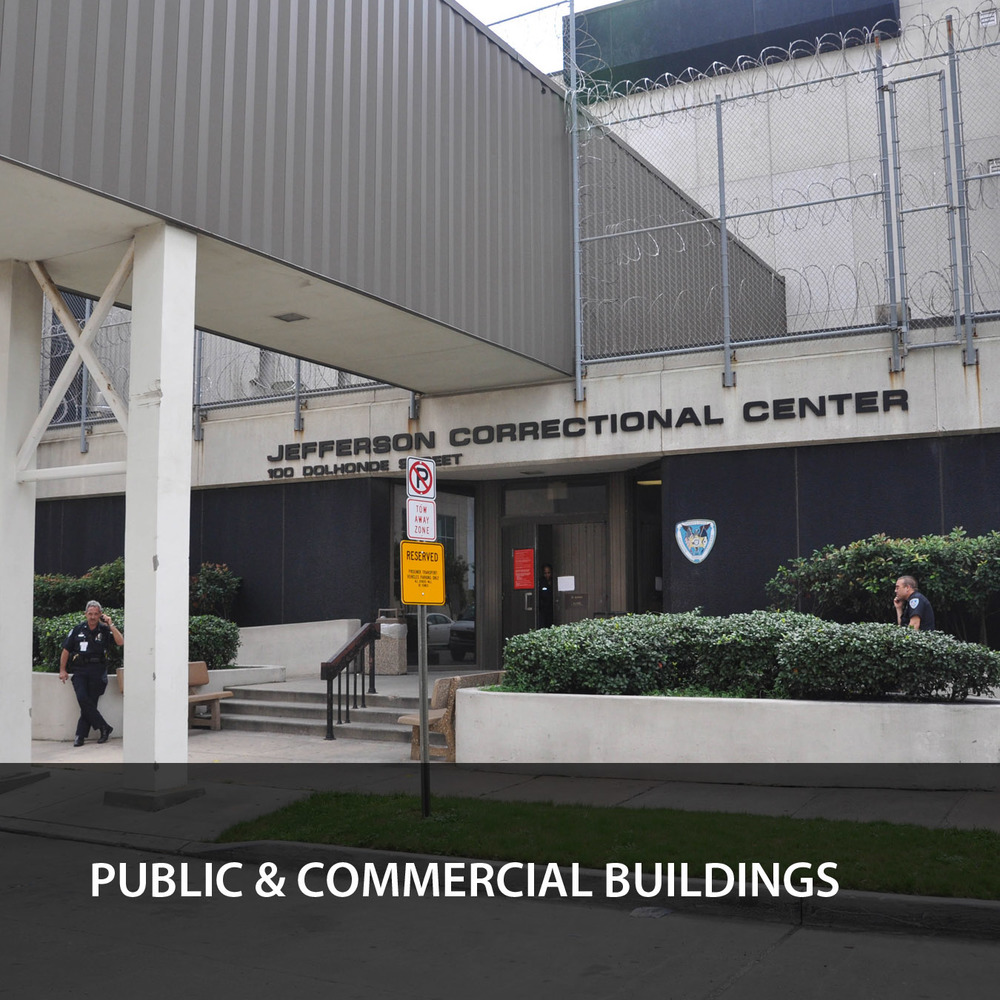 Public & Commercial Buildings