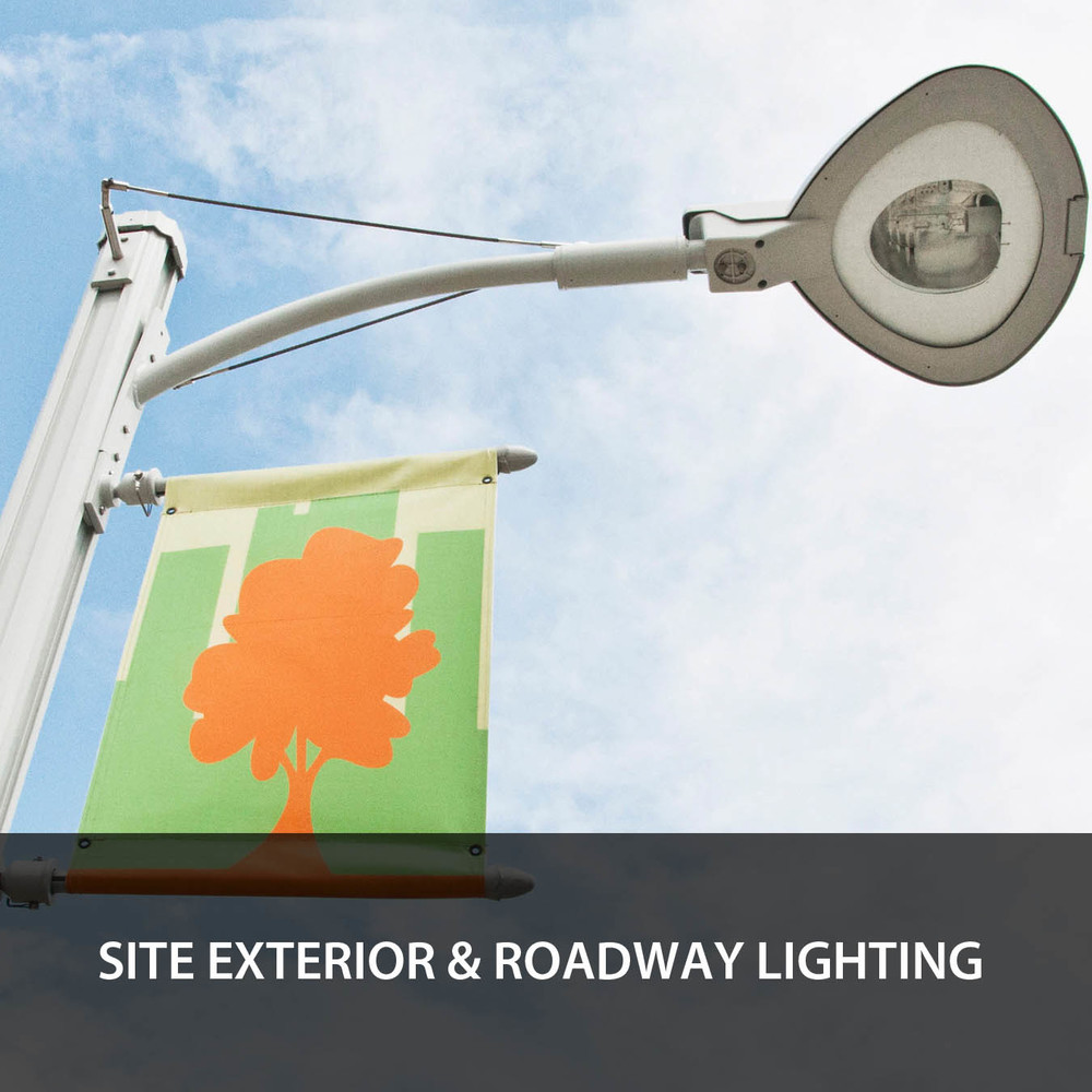 Site Exterior & Roadway Lighting