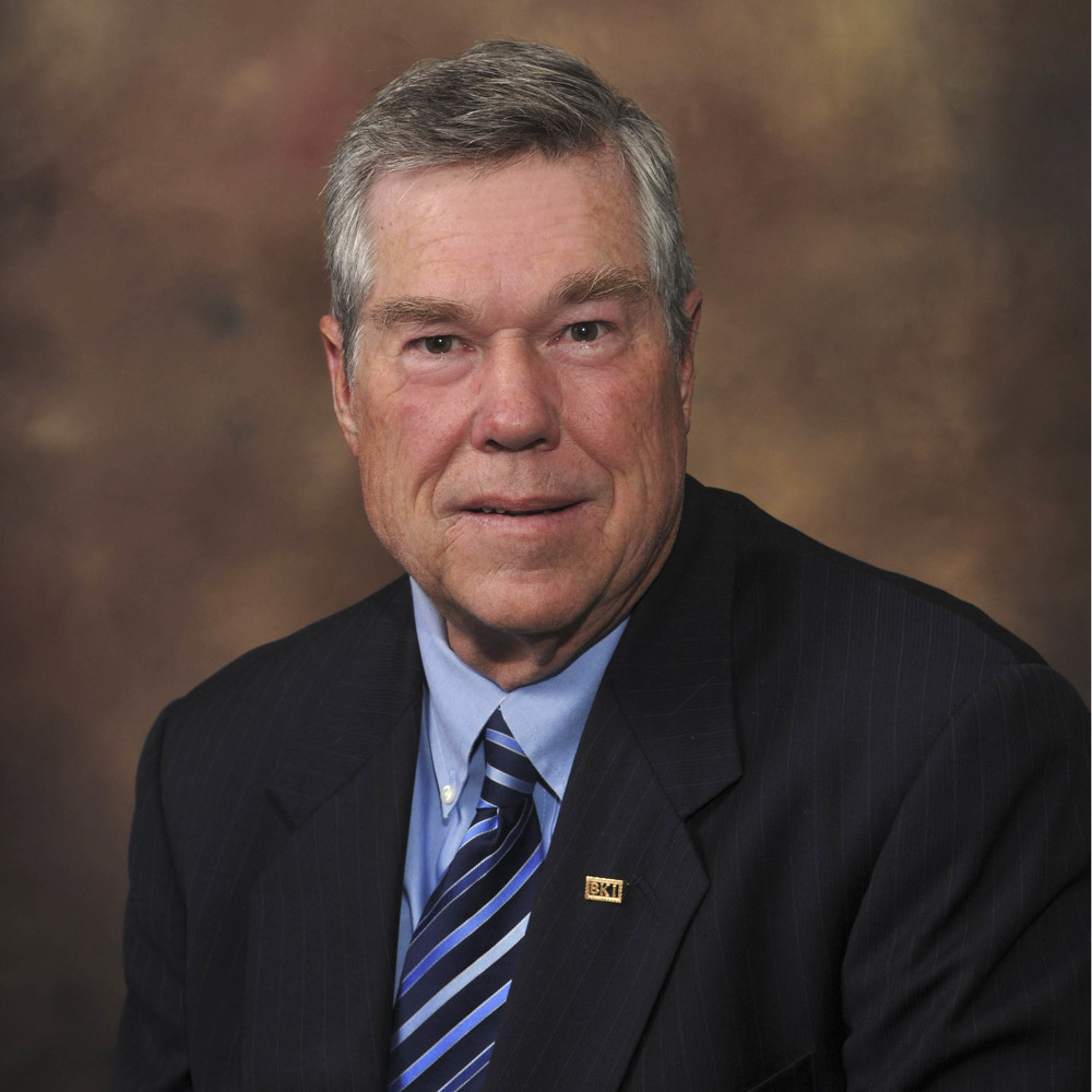 "William R. ""Biff"" Burk, III, PE   Chairman of the Board"