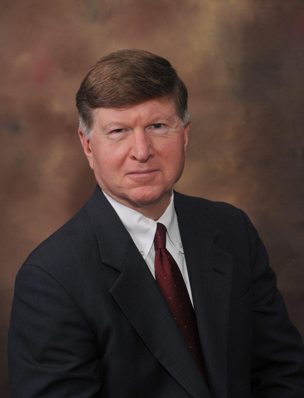 Bruce L. Badon, AICP    Executive Vice President