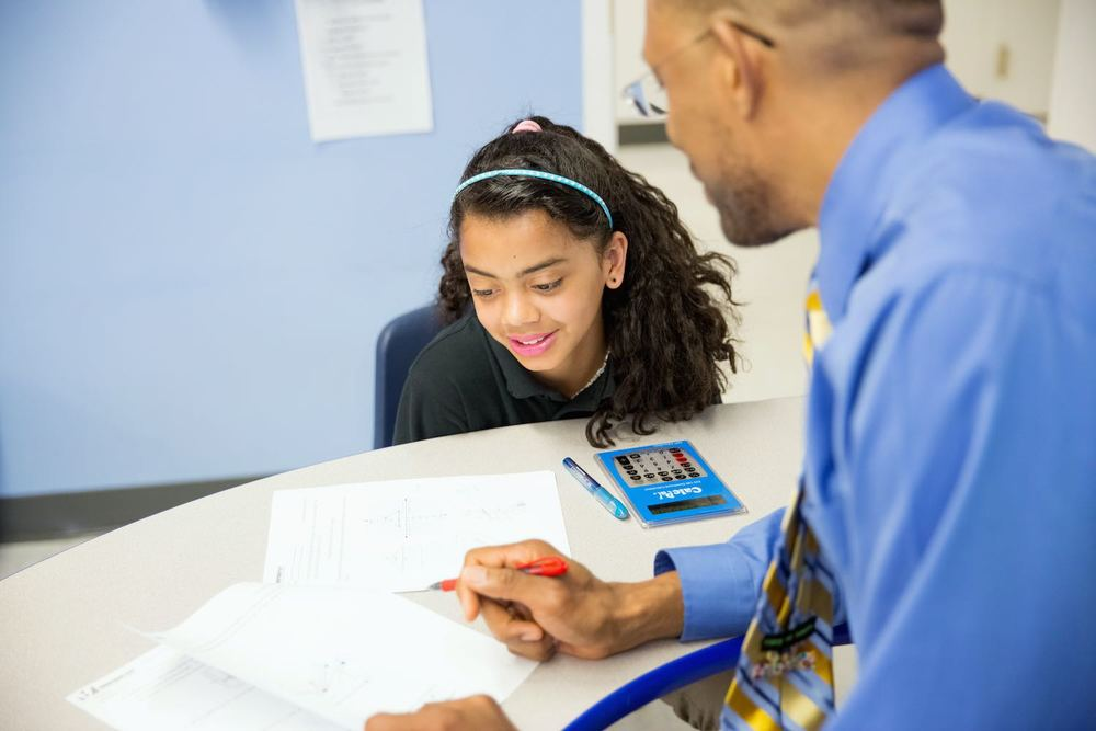 7:45 – TUTORING   Scholars are provided with individualized support and intervention every day.