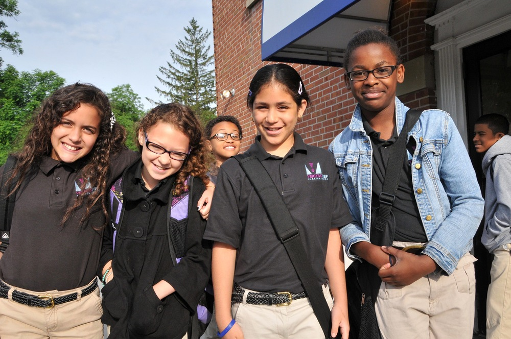 3:25 – DISMISSAL  After a day of working hard, scholars are dismissed. Many decided to stay after to participate in clubs and activities because of the awesome dedication of our teachers!