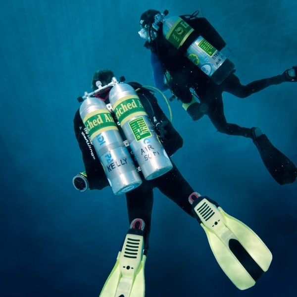 The PADI Enriched Air Diver course is PADI's most popular specialty scuba course. Why? Because scuba diving with enriched air nitrox gives you more no decompression time, especially on repetitive scuba dives. If staying down longer and getting back in the water sooner sounds appealing, then don't hesitate to become an enriched air diver. Needs two hours and no dives.